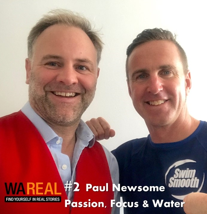 Episode 1 - Paul Newsome