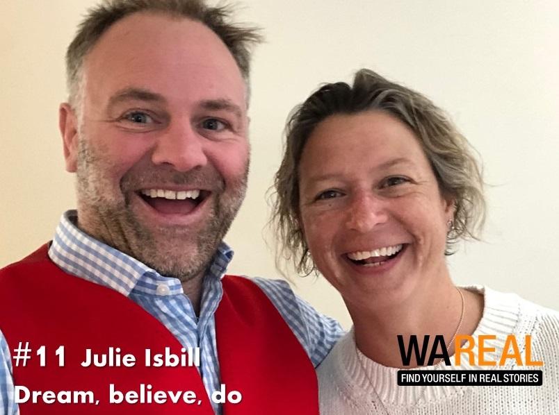 Episode 11 - Julie Isbill
