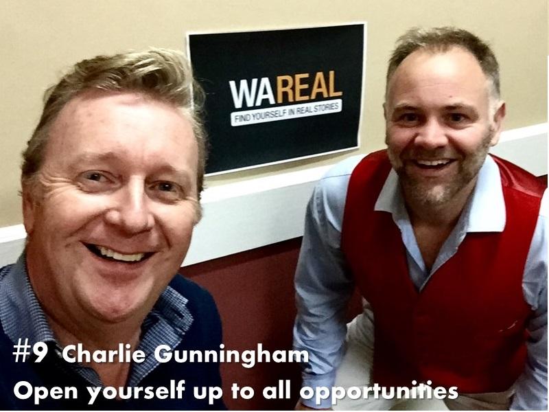 Episode 9 - Charlie Gunningham