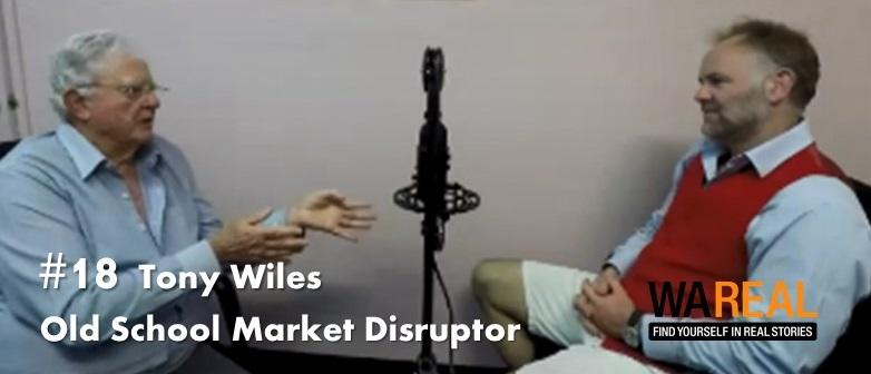 Episode 18 - Tony Wiles