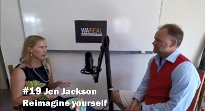 Episode 19 - Jen Jackson