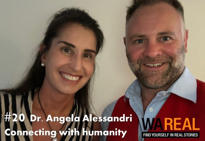 Dr. Angel Alessandri and Bryn Edwards