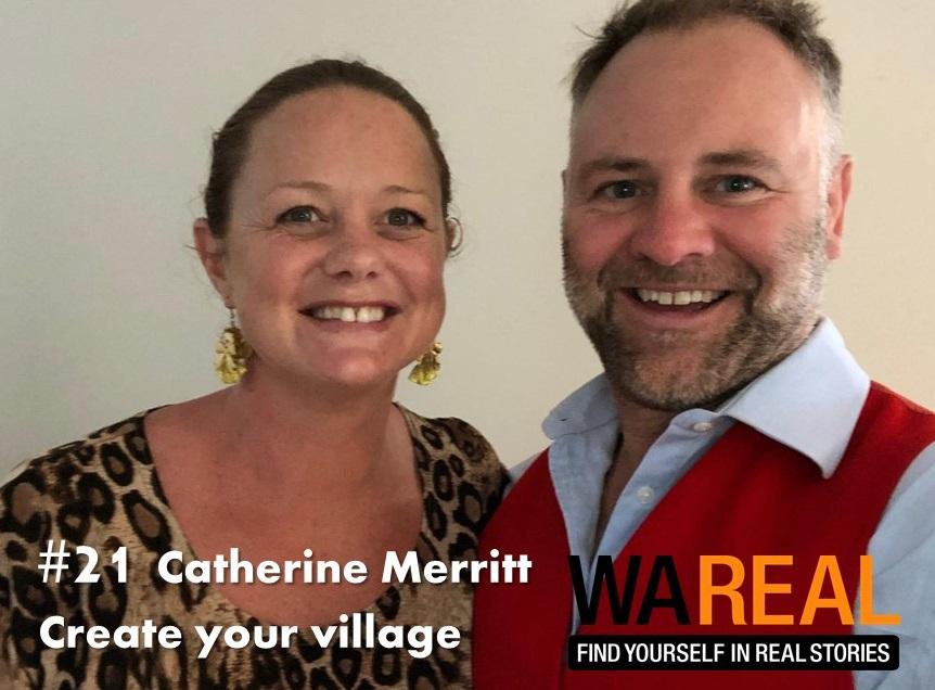 Episode 21 - Catherine Merritt
