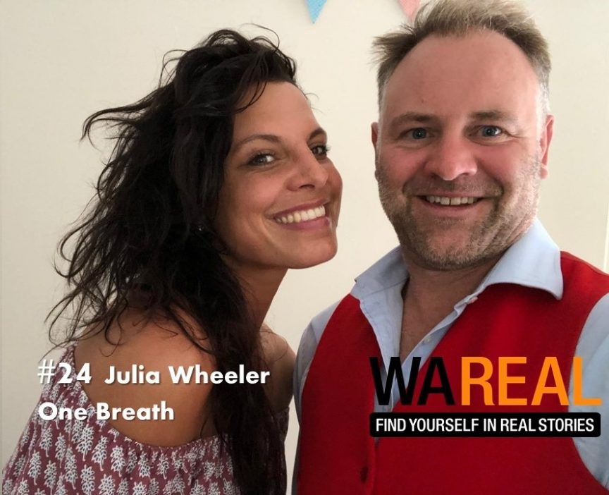 Episode 24 - Julia Wheeler