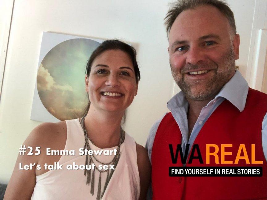 Episode 25 - Emma Stewart
