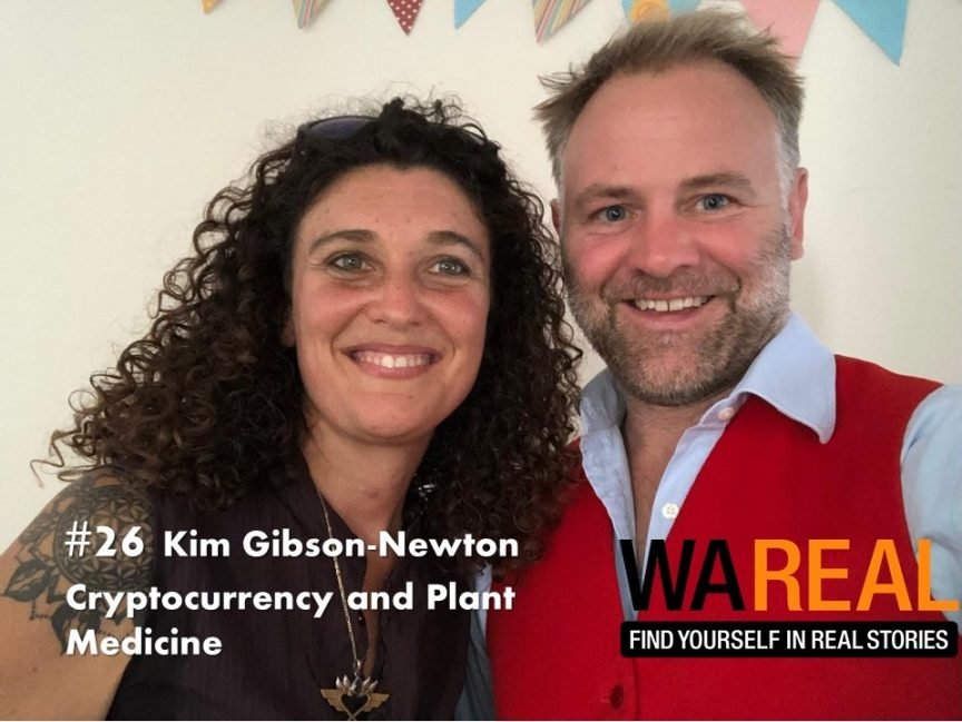 Episode 27 - Kim Gibson-Newton