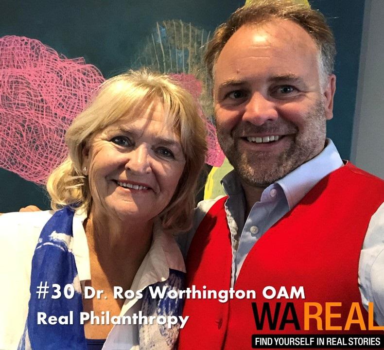 Episode 30 - Dr Ros Worthington