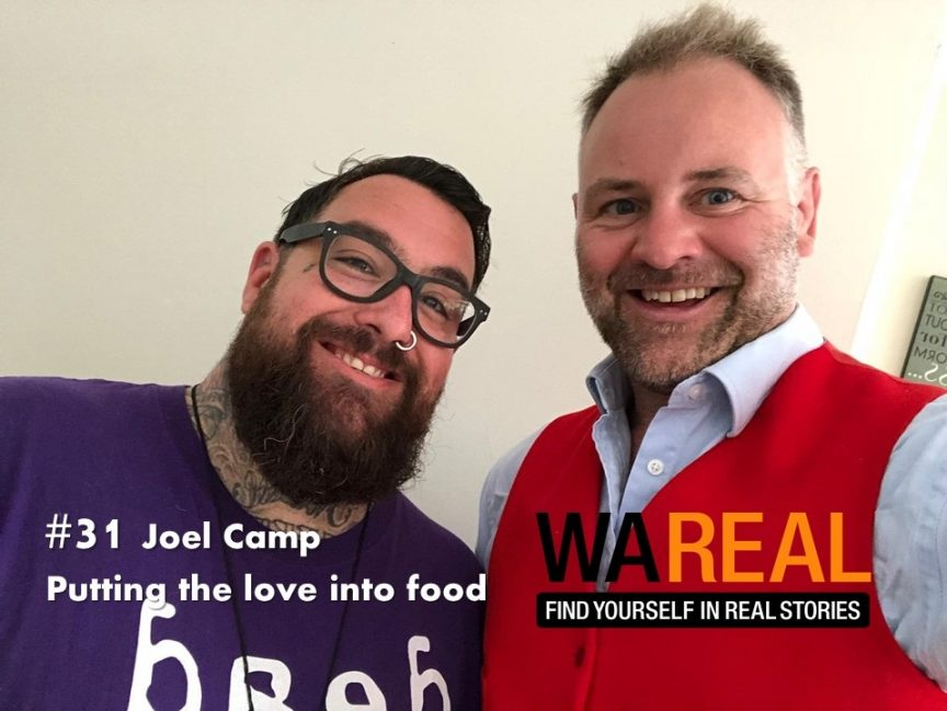 Episode 31 - Joel Camp