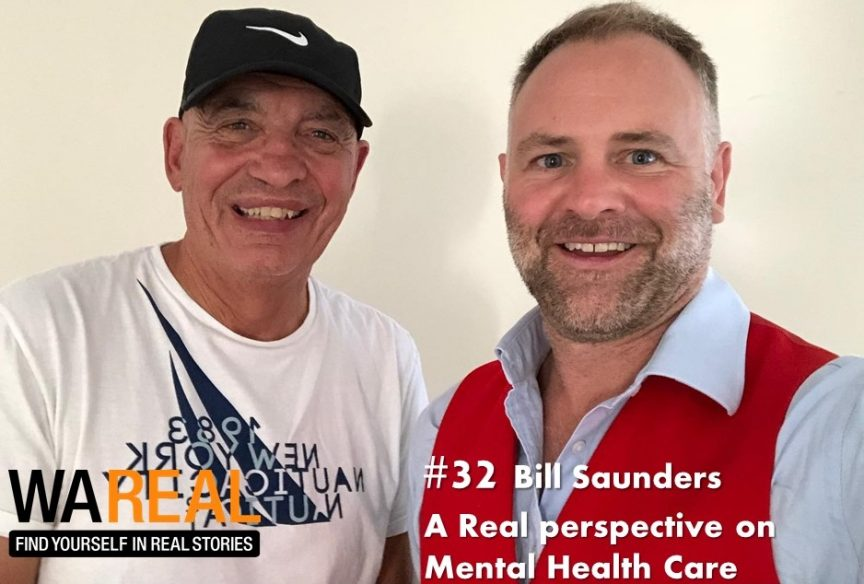 Episode 32 - Bill Saunders