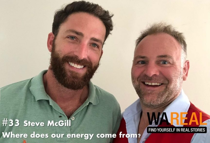 Episode 33 - Steve McGill