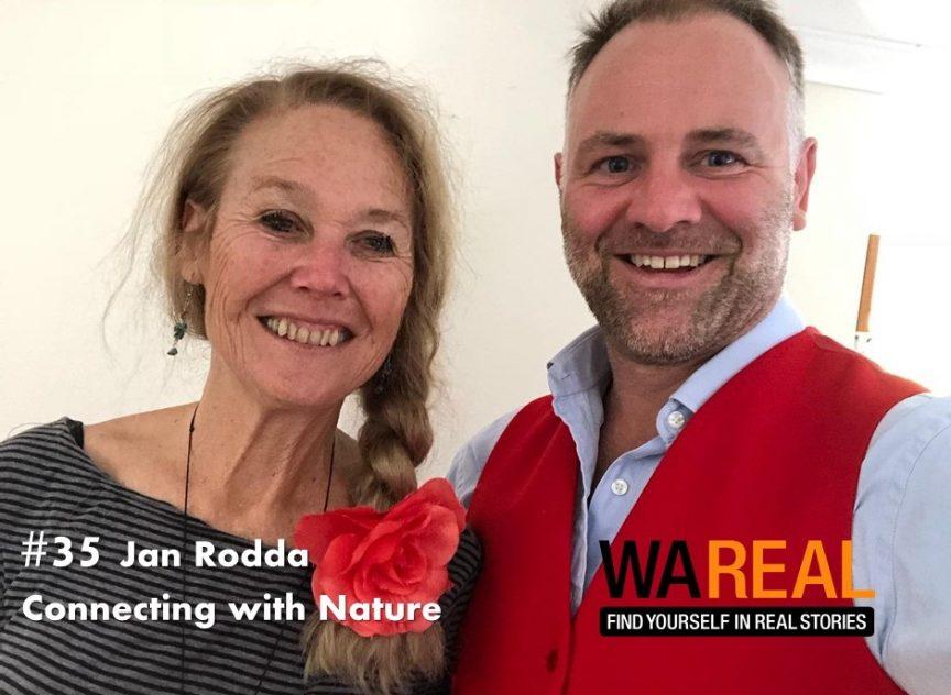 Episode 35 - Jan Rodda