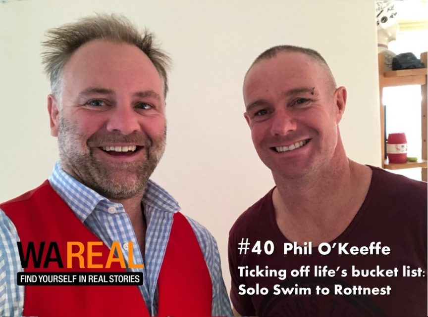 Episode 40 - Phil O'Keeffe