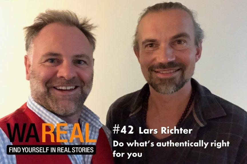 Episode 42 - Lars Richter