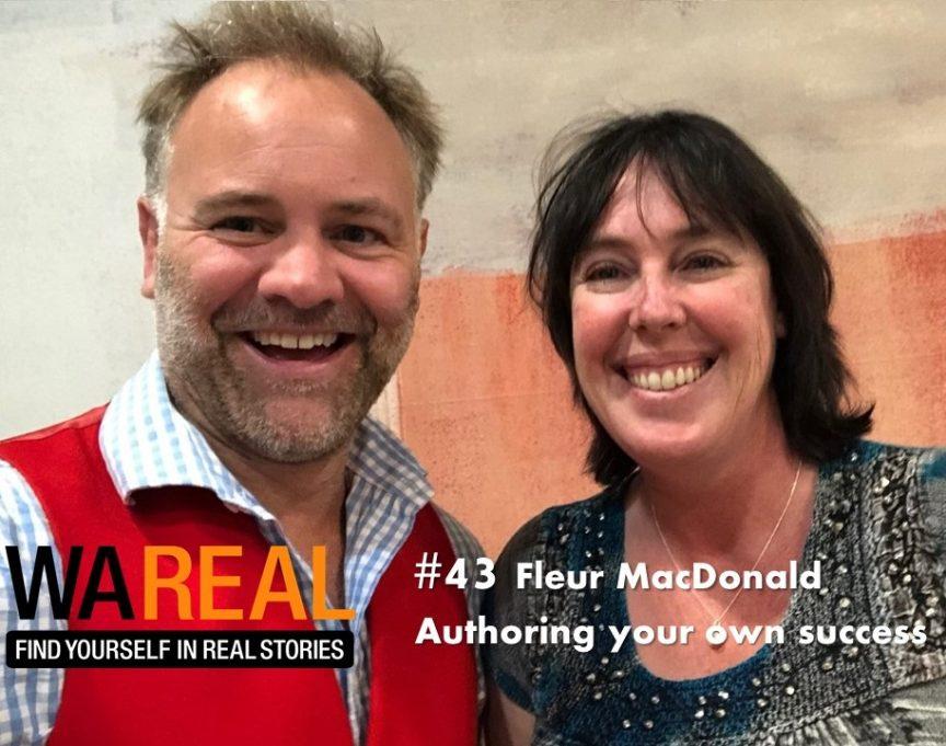 Episode 43 - Fleur McDonald