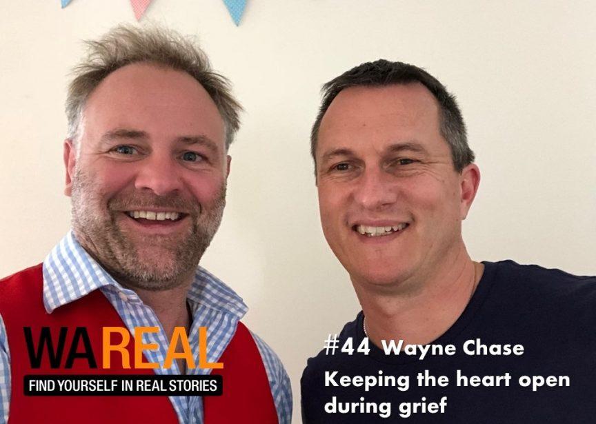 Episode 44 - Wayne Chase