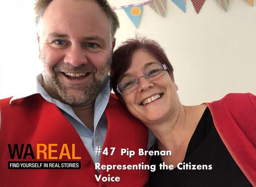 Episode 47 - Pip Brenan
