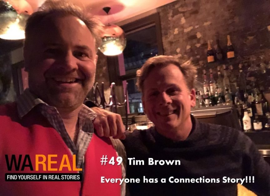 Episode 49 - Tim Brown