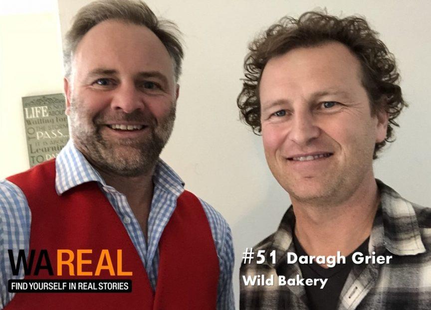 Episode 51 - Daragh Grier