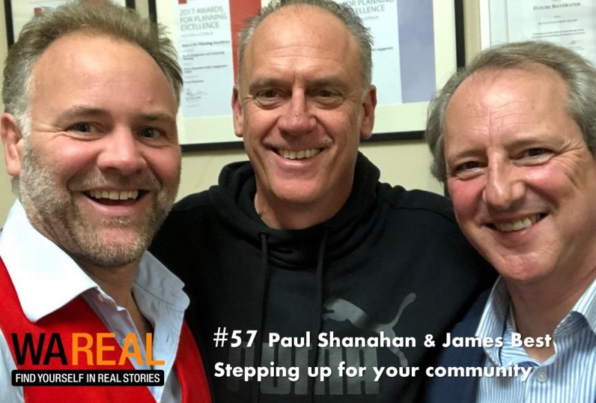 Episode 57 - Paul Shanahan and James Best
