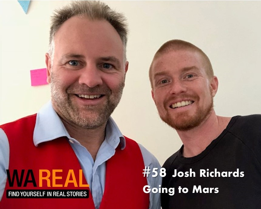 Episode 58 - Josh Richards