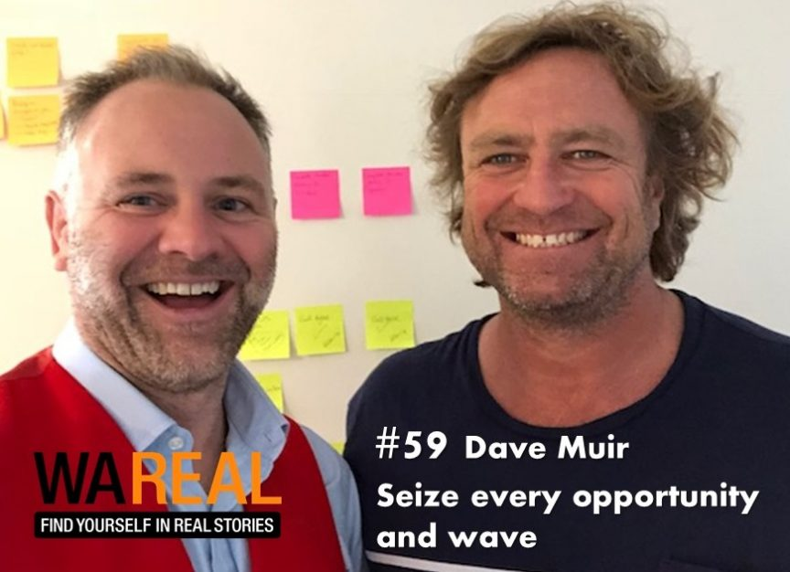 Episode 59 - Dave Muir