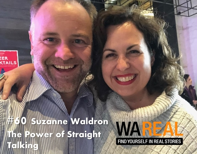 Episode 60 - Suzanne Waldron
