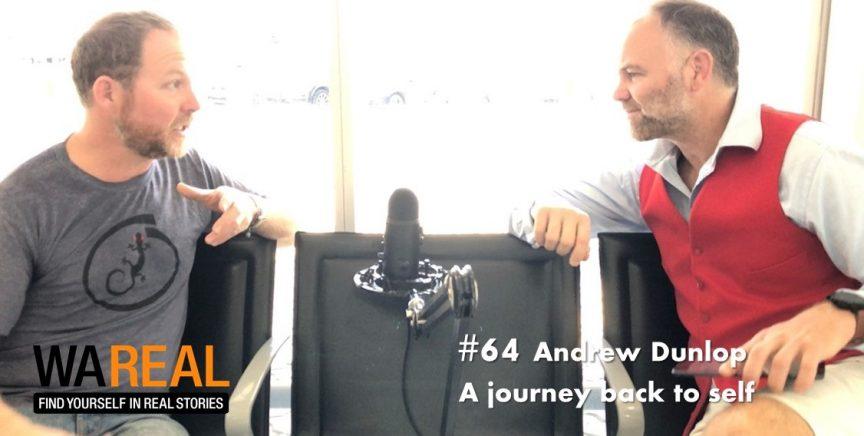 Episode 64 - Andrew Dunlop