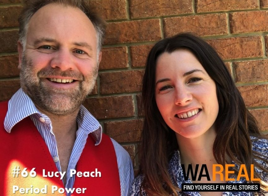 Episode 66 - Lucy Peach