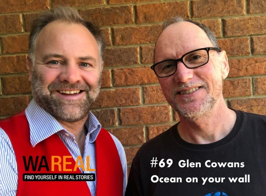 Episode 69 - Glen Cowans