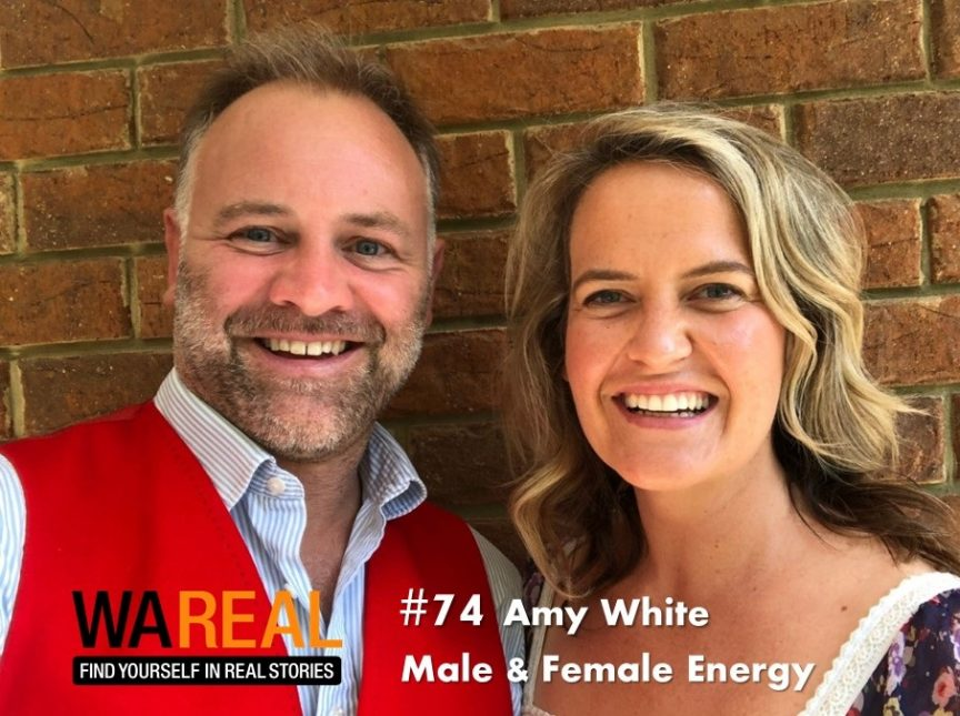 Episode 74 - Amy White