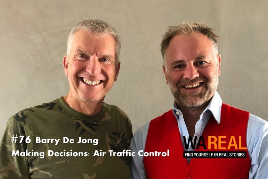 Episode 76 - Barry de Jong