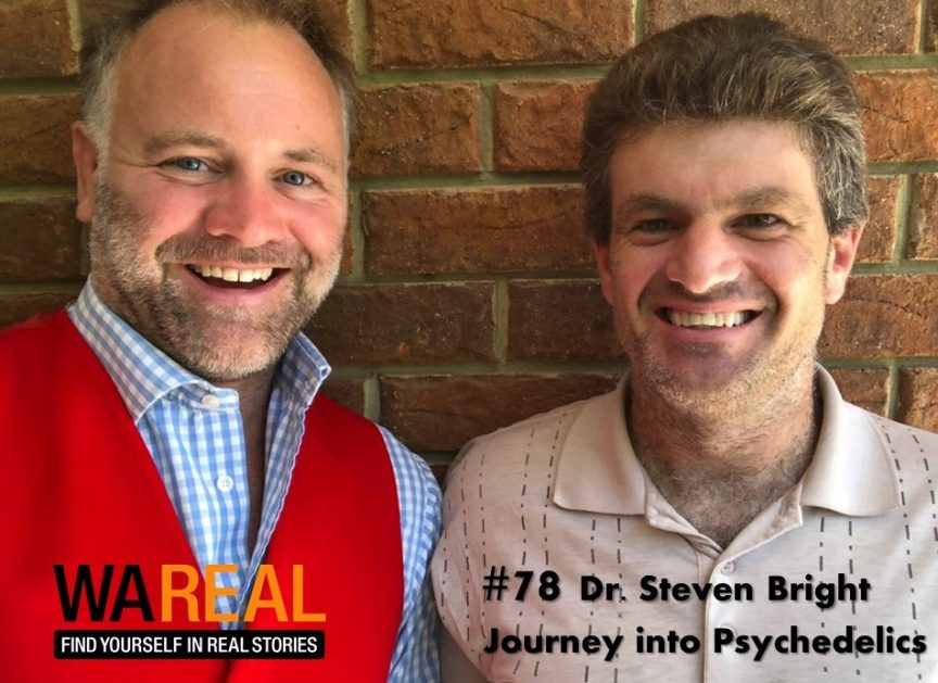 Episode 78 - Dr. Steven Bright