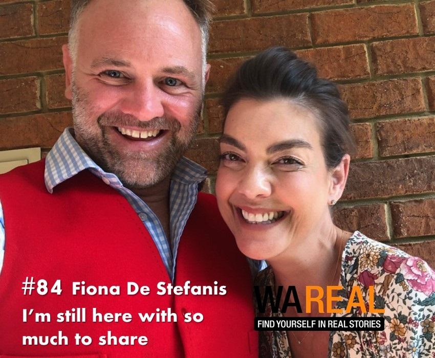 Episode 84 - Fiona de Stefanis