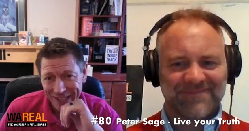 Episode 80 - Peter Sage